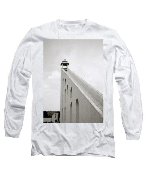 Simple Geometry Long Sleeve T-Shirt