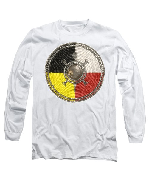 Indian Head Turtle Long Sleeve T-Shirt