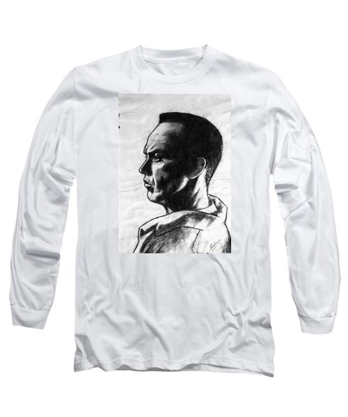 Michael Keaton Long Sleeve T-Shirt