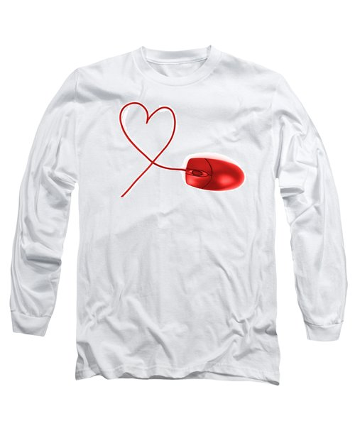 Internet Love Long Sleeve T-Shirt