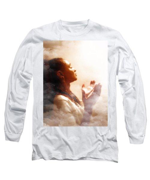 Into His Glory Long Sleeve T-Shirt