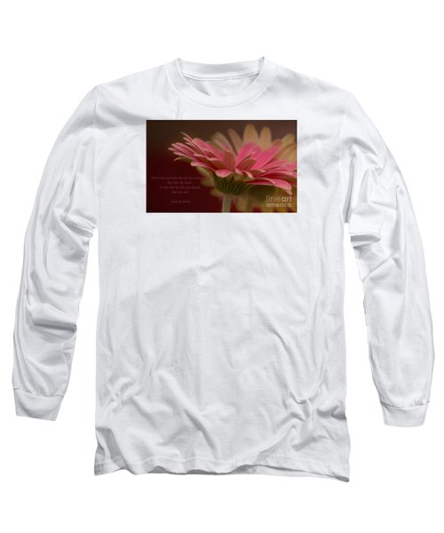 Long Sleeve T-Shirt featuring the photograph Into My Soul by Rima Biswas