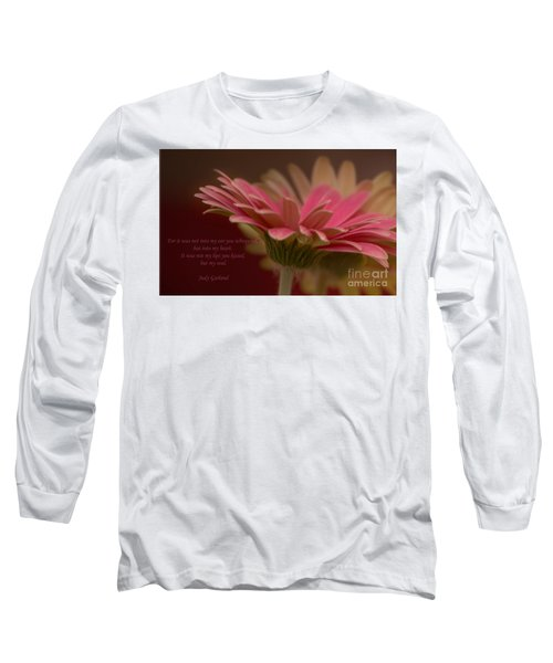 Into My Soul Long Sleeve T-Shirt