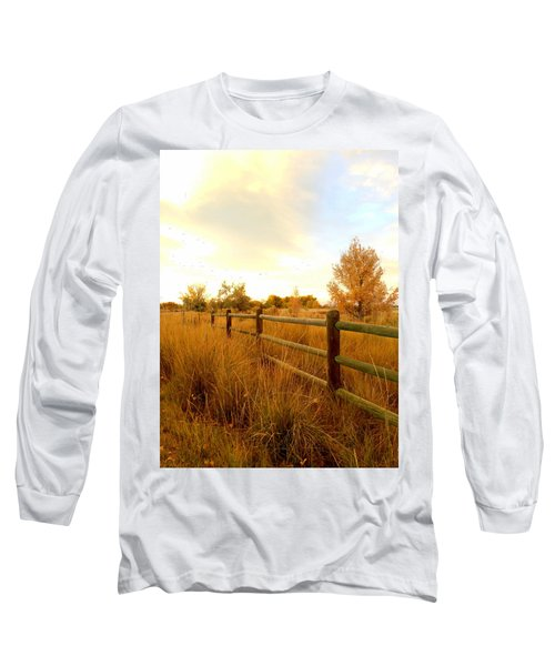 Into The Sunset Long Sleeve T-Shirt