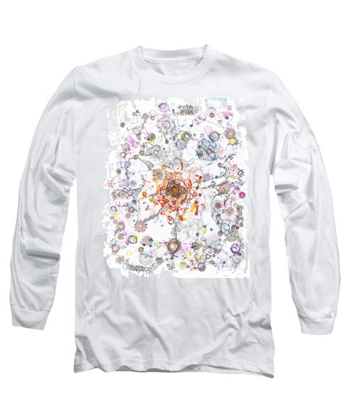 Intracellular Diversion Long Sleeve T-Shirt