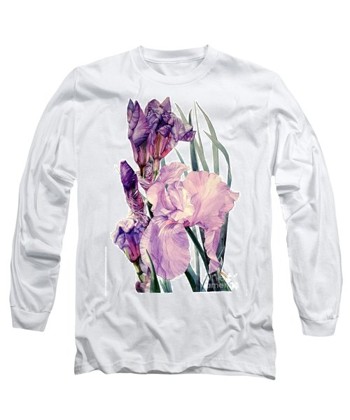 Iris Joan Sutherland Long Sleeve T-Shirt by Greta Corens