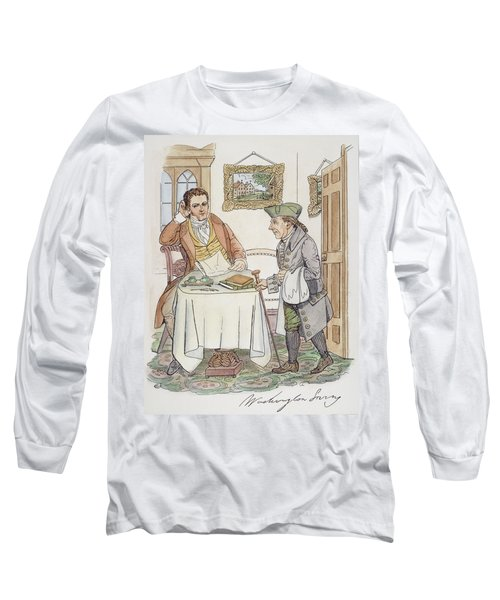 Irving & Knickerbocker Long Sleeve T-Shirt by Granger