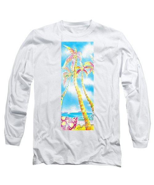 Island Breeze Long Sleeve T-Shirt