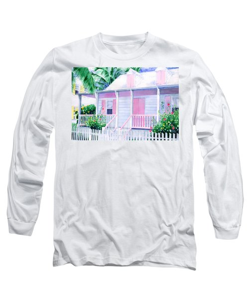 Island Charm Long Sleeve T-Shirt