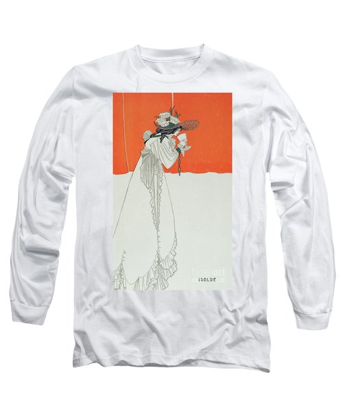 Isolde Drinking The Poison Long Sleeve T-Shirt