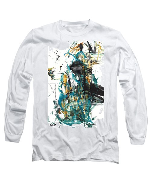 It Went That Way 135.090710 Long Sleeve T-Shirt by Kris Haas