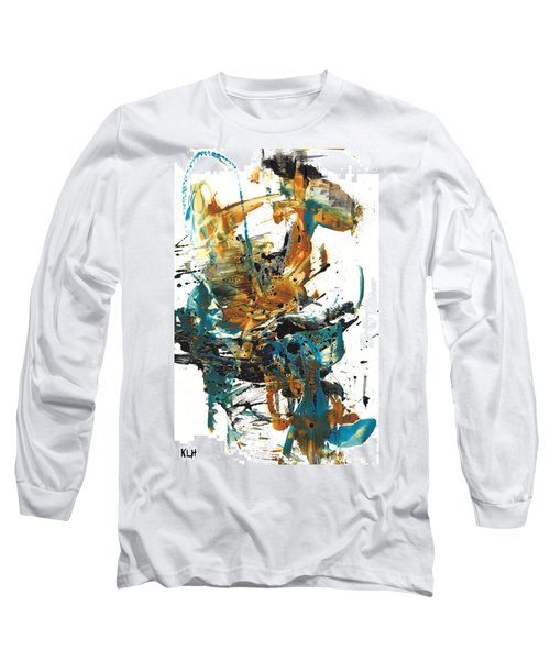 It Went This Way 136.090710 Long Sleeve T-Shirt by Kris Haas
