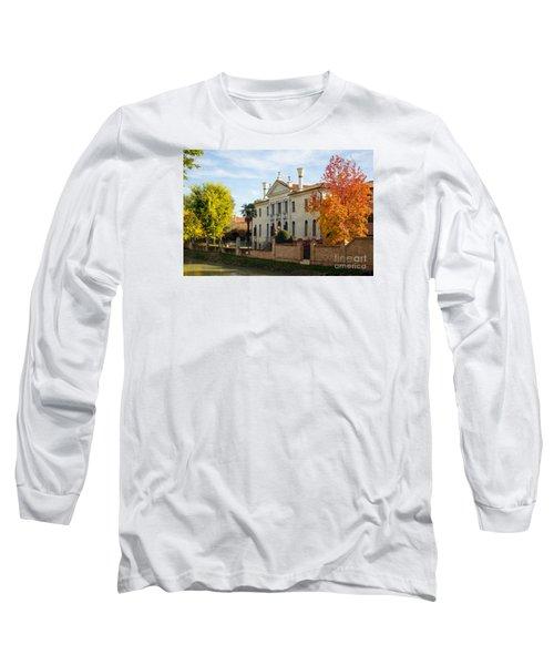 Italian Villa Long Sleeve T-Shirt