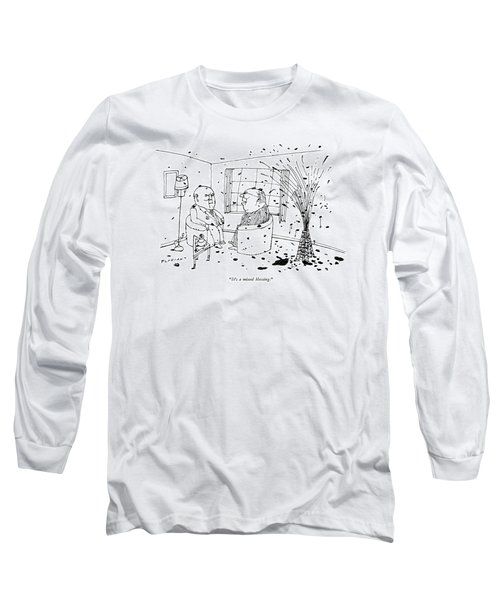 It's A Mixed Blessing Long Sleeve T-Shirt