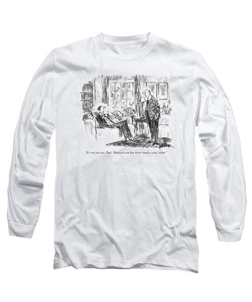 It's Long Sleeve T-Shirt