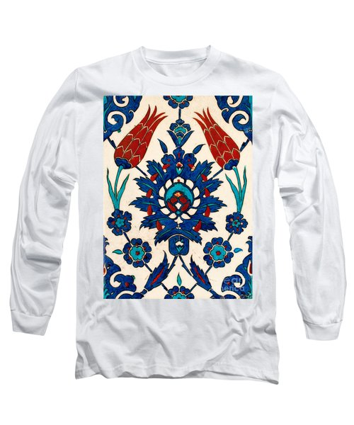 Iznik 03 Long Sleeve T-Shirt
