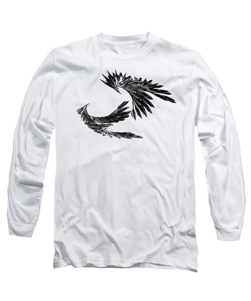 J Big   Crows Long Sleeve T-Shirt