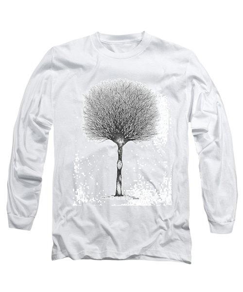 January '12 Long Sleeve T-Shirt