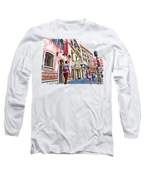 Japan 2187 Long Sleeve T-Shirt