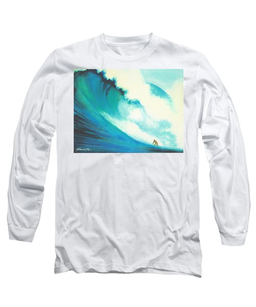 Jaws Long Sleeve T-Shirt