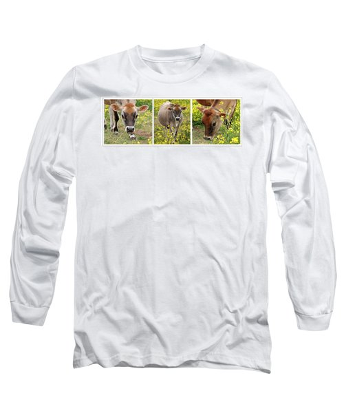 Jersey Fields Of Gold Long Sleeve T-Shirt
