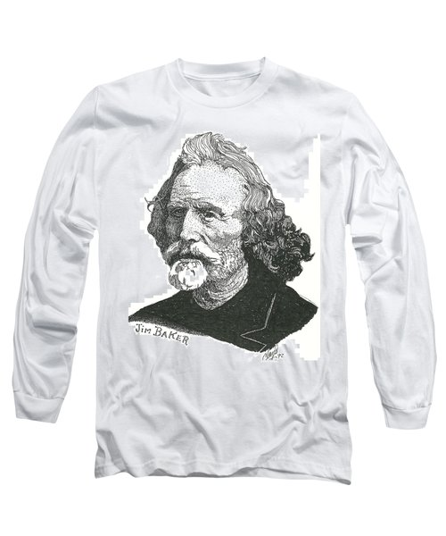 Jim Baker Long Sleeve T-Shirt