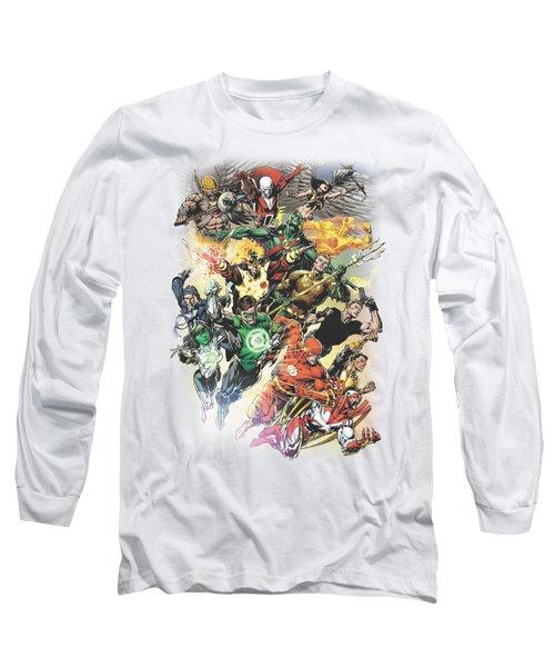 Jla - Brightest Day #0 Long Sleeve T-Shirt