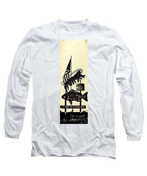Joe Patti Long Sleeve T-Shirt