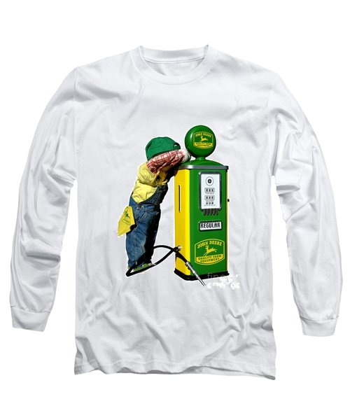 John Deere Kid Long Sleeve T-Shirt