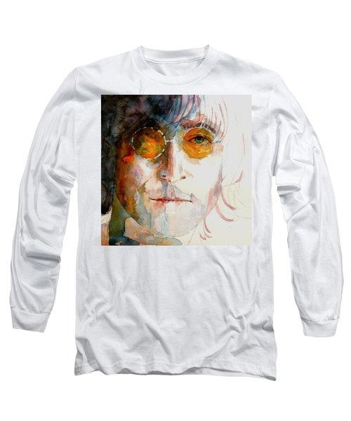 John Winston Lennon Long Sleeve T-Shirt