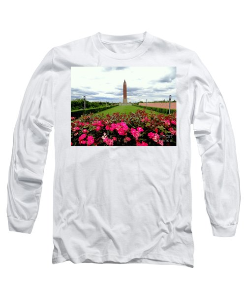 Jones Beach Water Tower Long Sleeve T-Shirt