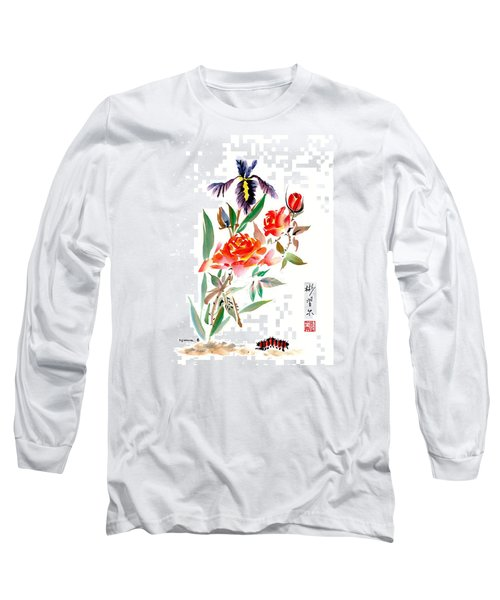 Journey Long Sleeve T-Shirt by Bill Searle