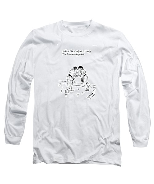 Judo Long Sleeve T-Shirt