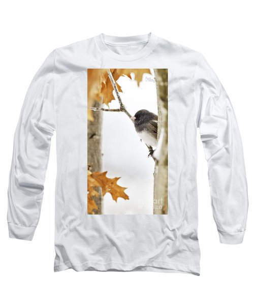 Junco And Oak Long Sleeve T-Shirt