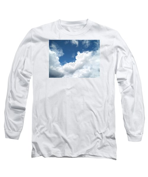 Just Breathe ... Long Sleeve T-Shirt by Susan  Dimitrakopoulos