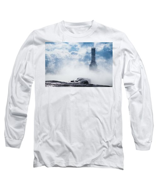 Just Cold And Disappear Long Sleeve T-Shirt