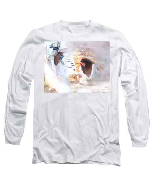 Just One Touch Long Sleeve T-Shirt