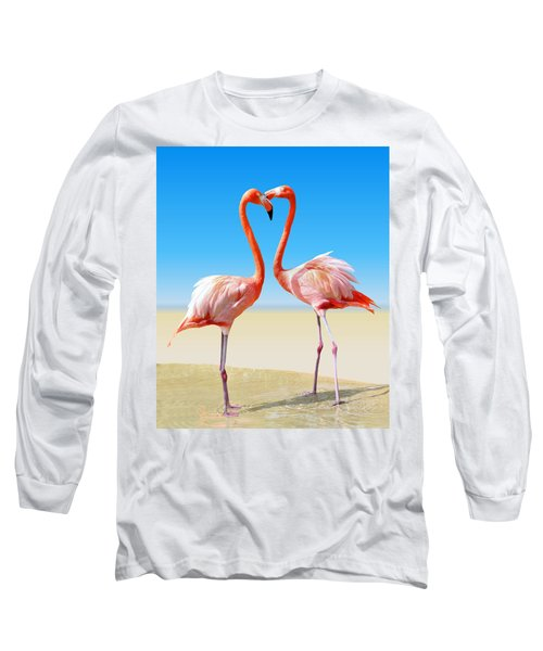 Just We Two Long Sleeve T-Shirt