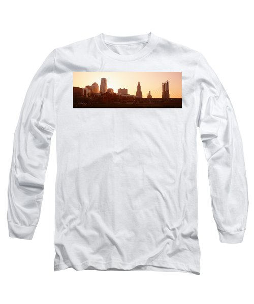 Kansas City, Missouri, Usa Long Sleeve T-Shirt