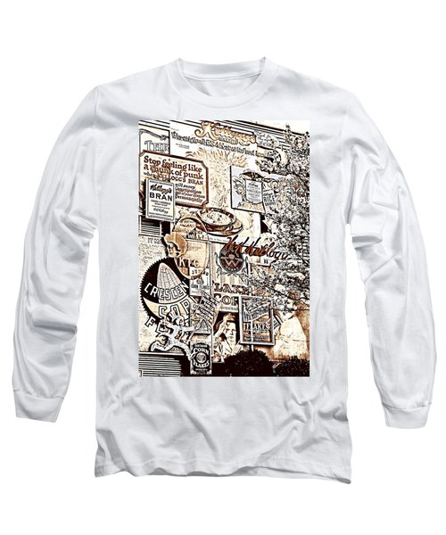 Kellogg's Wall Long Sleeve T-Shirt
