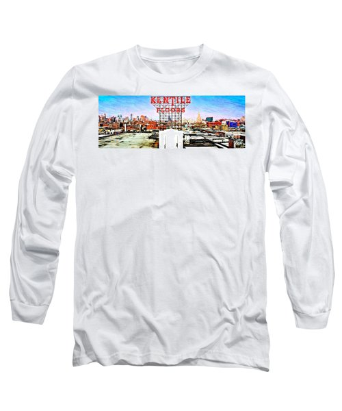 Kentile Floors Long Sleeve T-Shirt