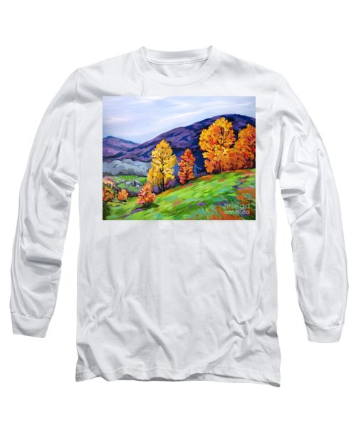 Kentucky Hillside Long Sleeve T-Shirt