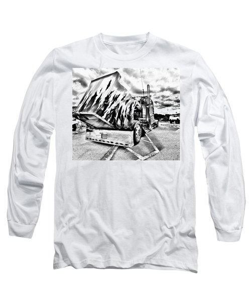 Kenworth Rig Long Sleeve T-Shirt