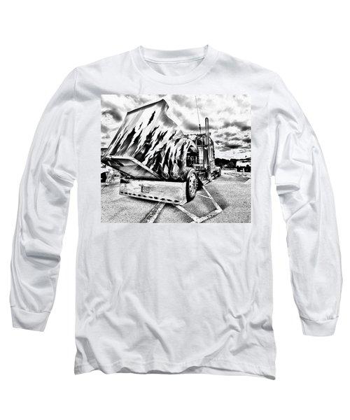 Kenworth Rig Long Sleeve T-Shirt