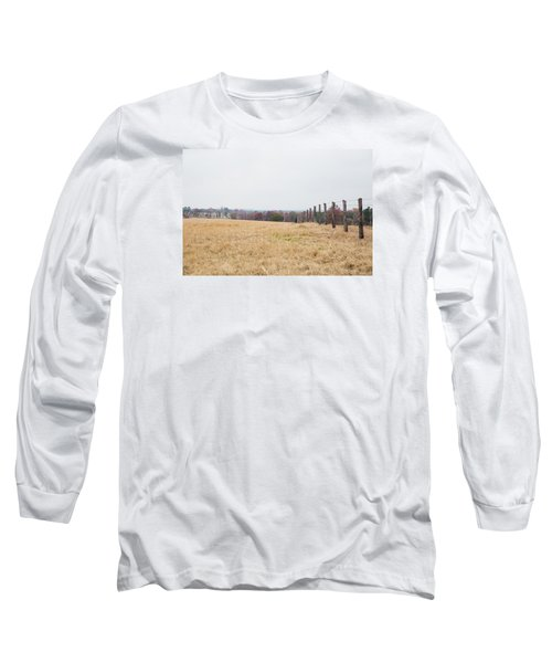 Key Hill 3 Long Sleeve T-Shirt