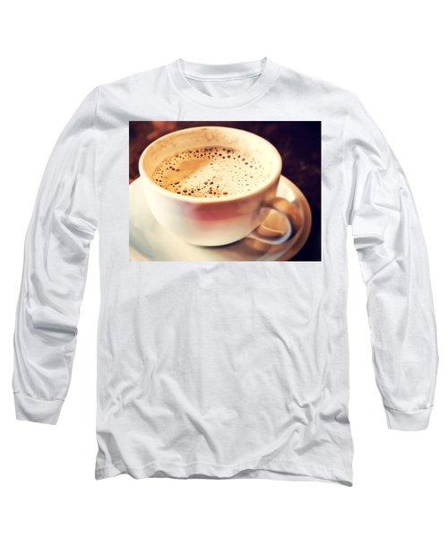 Kick Starter Long Sleeve T-Shirt