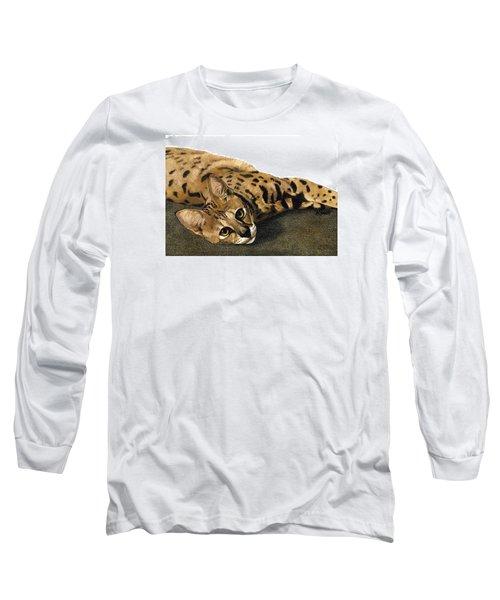 Kili Man Jaro Long Sleeve T-Shirt