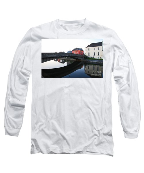 Long Sleeve T-Shirt featuring the photograph Kilkenny by Mary Carol Story