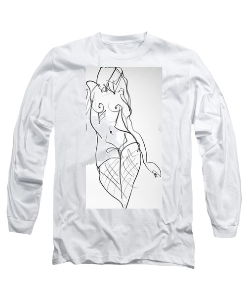 Kilroy Heart Long Sleeve T-Shirt