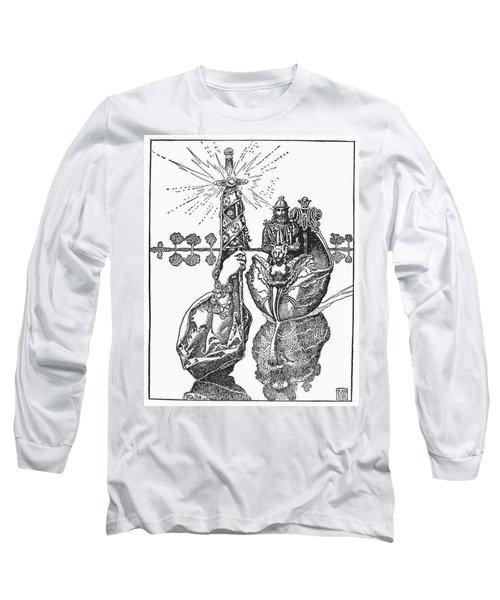 King Arthur, 1903 Long Sleeve T-Shirt